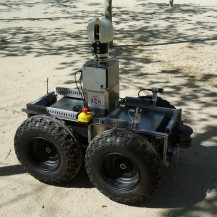 Mobile Robotics subline page