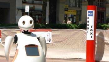 Research area 1 of Mobile Robotics
