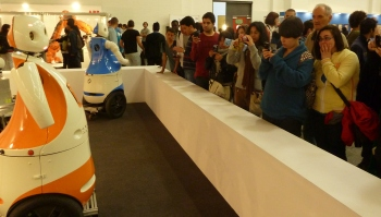 Research area 2 of Mobile Robotics