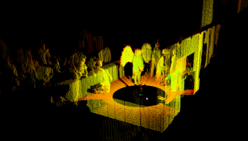 Research area 3 of Mobile Robotics