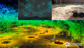 Research area 4 of Mobile Robotics