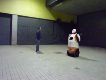 Research area 5 of Mobile Robotics