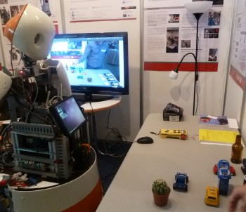 Research area 6 of Mobile Robotics